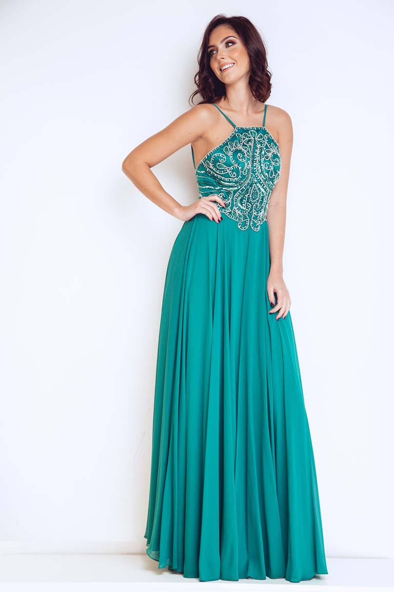 Dynasty 1023107 Emerald City Dress Front
